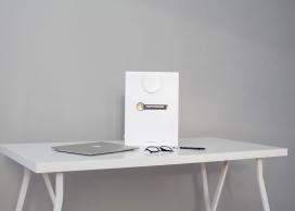 Бумажный пакет Террикон