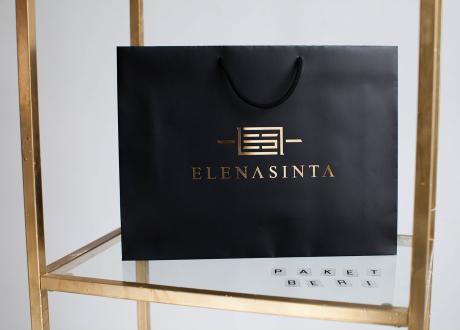 Брендированный пакет для Elena Sinta