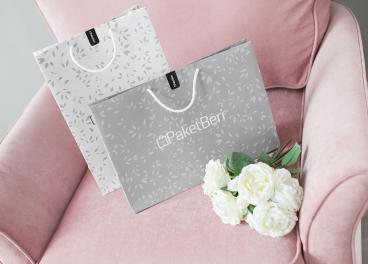 Фирменные пакеты PaketBeri
